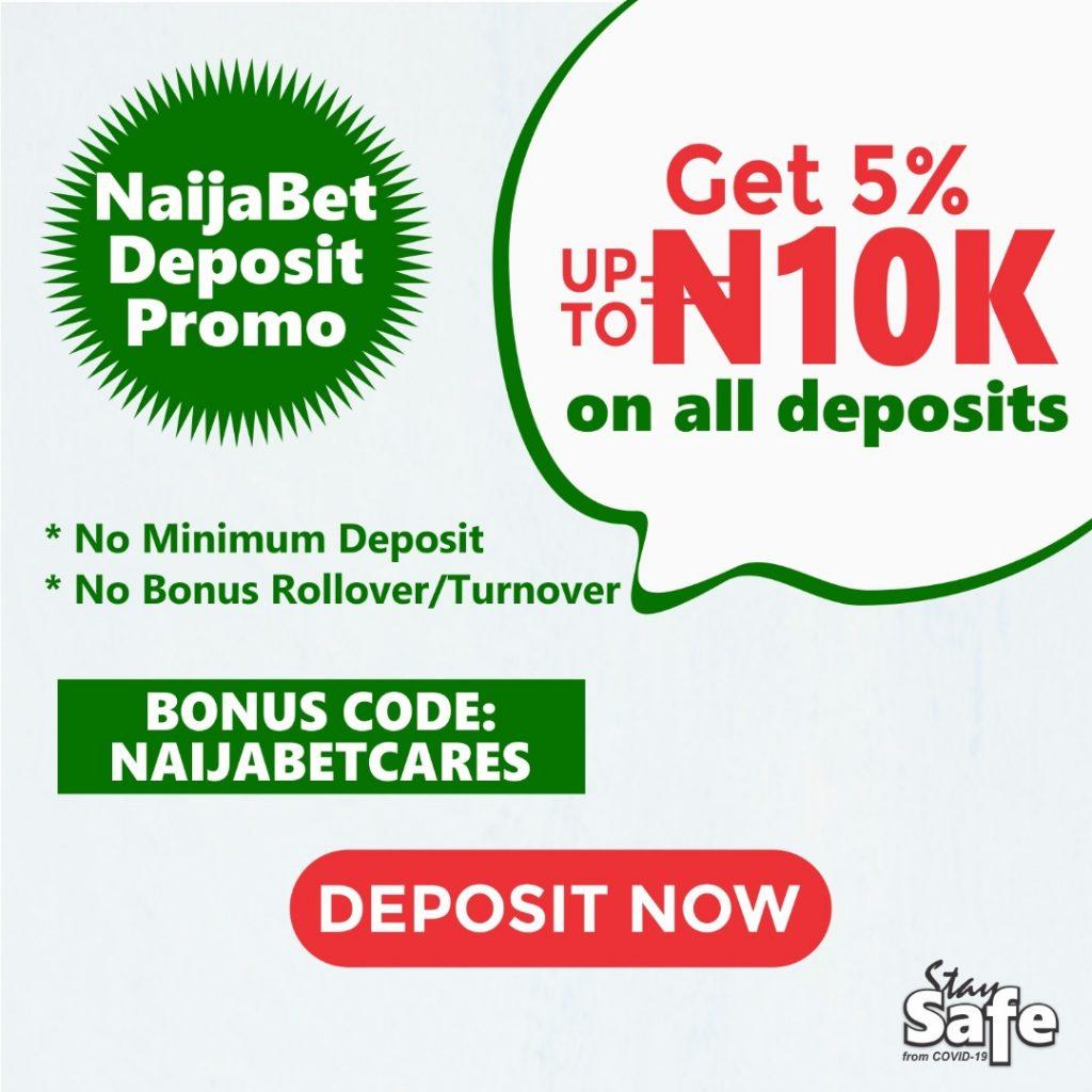 Nigeria S Best Deposit Bonus Offer In 2020